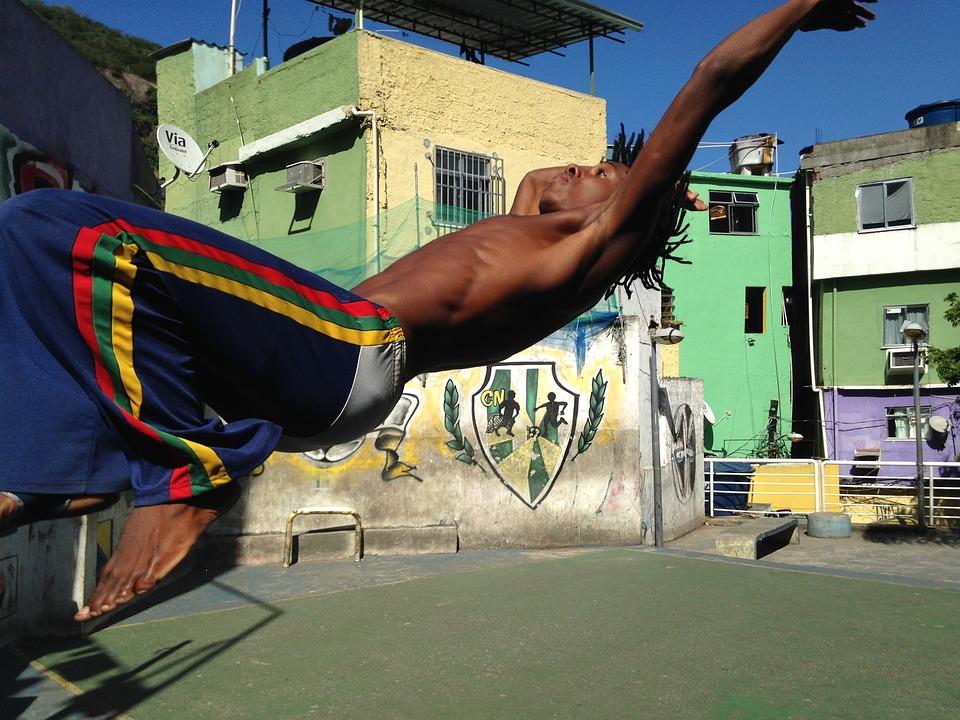 Capoeira, une discipline populaire du Brésil